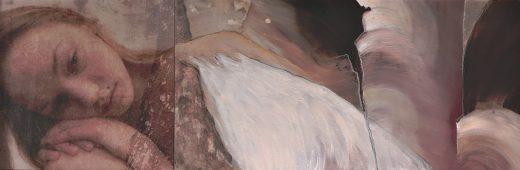 Dreaming Angel Toos van Poppel 180x60 2014