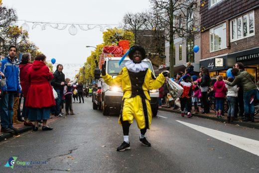Intocht Sinterklaas Slotlaan