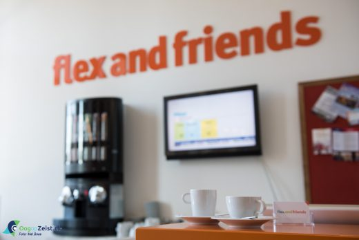 Open Coffee bij Flex and Friends op het Rond in Zeist