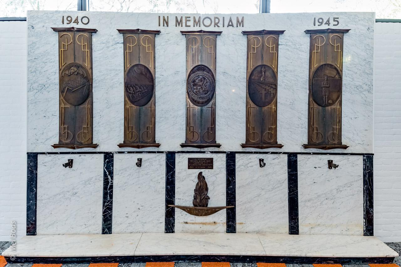 Waar is het \'Monument voor gevallen KNVB-bondsleden\' gebleven ...